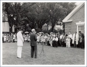 Ward Parkway Presbyterian Groundbreaking Prayer